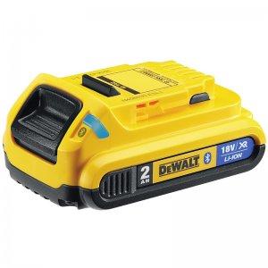 Akumulátor 18V 2,0Ah XR-Li-Ion s Bluetooth DeWALT DCB183B