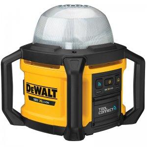 Aku pracovní světlo 360° 18V bez aku DeWALT DCL074