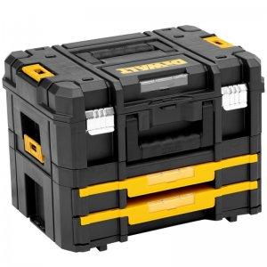 Sada boxů II a IV TSTAK Box Combo DeWALT DWST1-70702