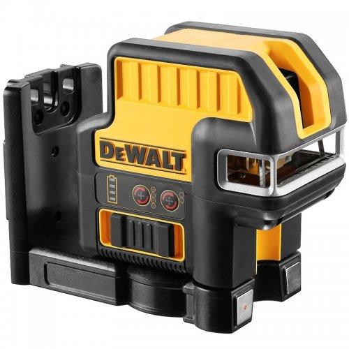 Křížový laser s olovnicí DeWALT DCE0822LR