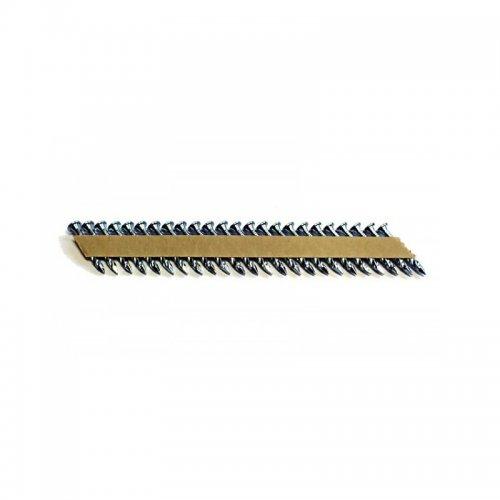 Pozinkované kroužkované hřebíky 3,4x32mm pro DCN693 1000ks DeWALT DNM34SP35G12Z