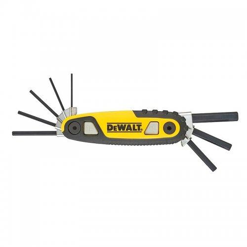 Kapesní sada inbusů pro náročné práce DeWALT DWHT0-70263