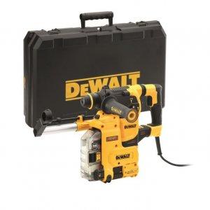Odsávání prachu pro SDS-Plus kladiva DeWALT D25304DH