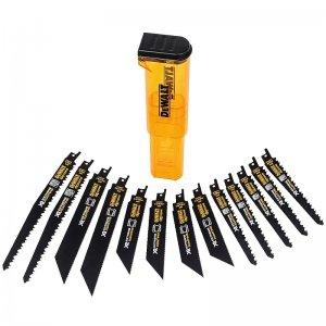 13-ti dílná sada plátků pro mečové pily DeWALT FLEXVOLT DT99550