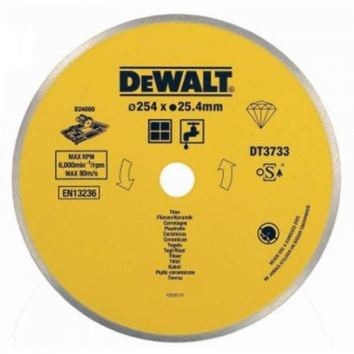 Dia kotouč pro stolní řezačku D24000 na keramické obklady DeWALT DT3733