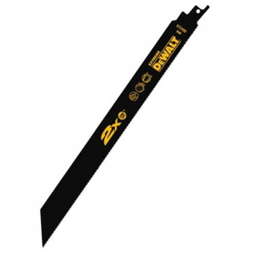 Pilový plátek na kov, armatury, trubky a profily rychlý řez pro mečové pily 304mm 5ks DeWALT DT2409L