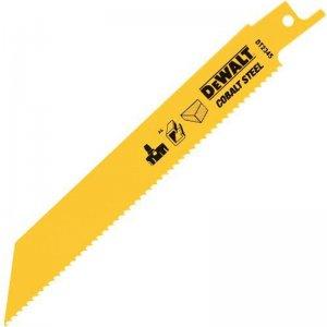Pilový plátek demoliční na dřevo s hřebíky a hliník pro aku mečové pily 152mm 5ks DeWALT DT2345