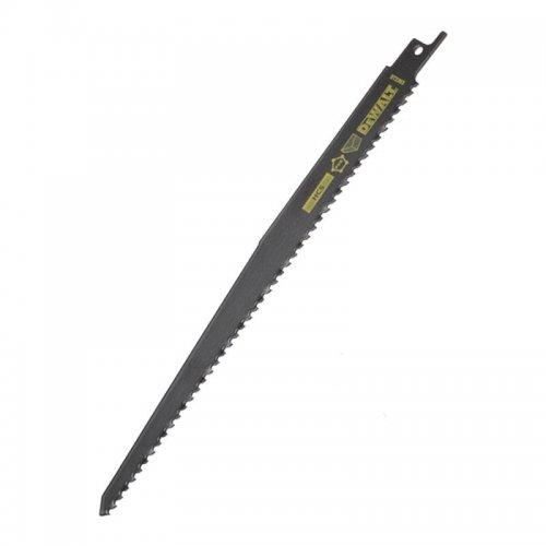 Pilový plátek na dřevo jemný, rychlý obloukový řez pro mečové pily 228mm 5ks DeWALT DT2363