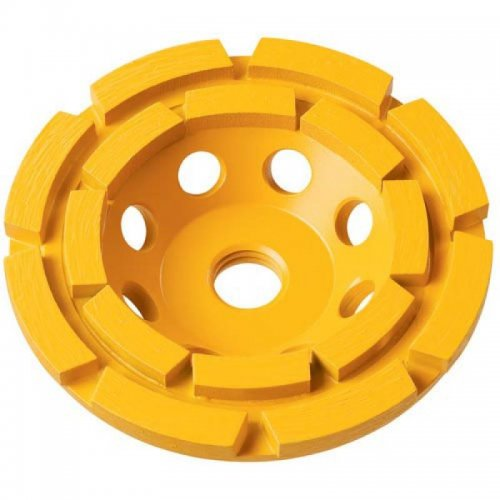 Dia talířový kotouč pro broušení betonu 125mm dvě řady segmentů DeWALT DT3796