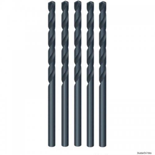 Vrtáky do kovu HSS-R Jobber 10x133mm 5ks DeWALT DT5191