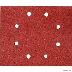 Brusný papír 140x115mm P 150 25ks DeWALT DT3015