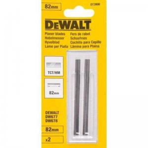 TCT tvrdokovové hoblovací nože 82mm pro DW680/D26500 DeWALT DT3906