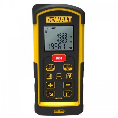 Laserový měřič vzdálenosti DeWALT DW03101