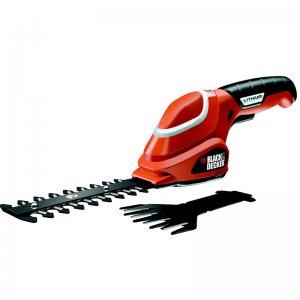 Aku nůžky na trávu a keře Black&Decker GSL700
