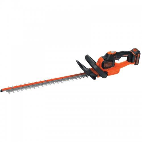 Aku nůžky na živý plot Black&Decker GTC18452PC