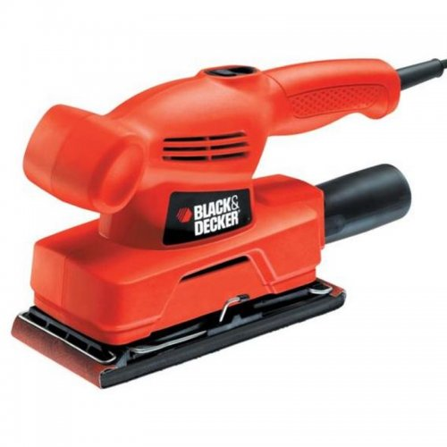 Vibrační bruska Black&Decker KA300