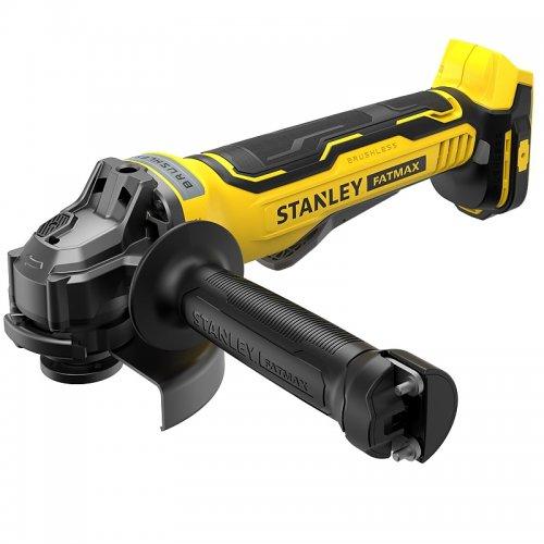 Aku úhlová bruska 125mm V20 bez aku Stanley FatMax SFMCG700B