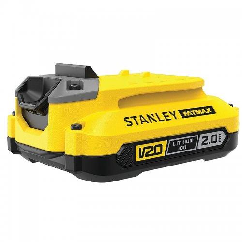 Akumulátor V20 2,0Ah Stanley FatMax SFMCB202