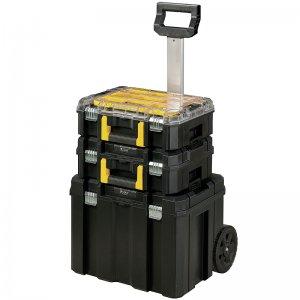 Pojízdný set boxů TSTAK FatMax Stanley FMST1-80101