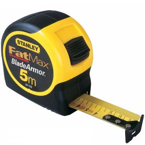 Svinovací metr 5m Stanley FatMax 0-33-720