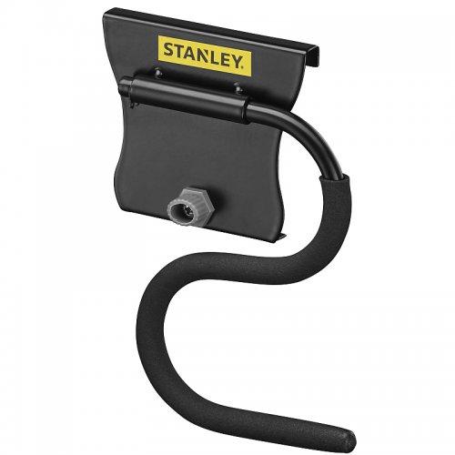 Zahnutý hák na nářadí Track walls Stanley STST82605-1