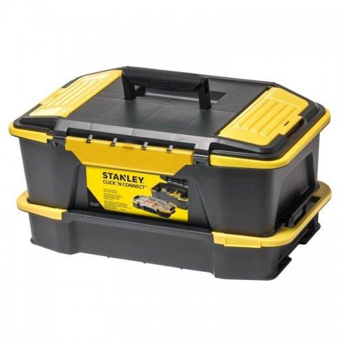 Box na nářadí CLICK & CONECT STANLEY STST1-71962
