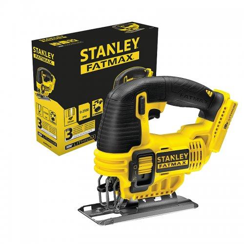 Aku přímočará pila 18V bez aku Stanley FatMax FMC650B