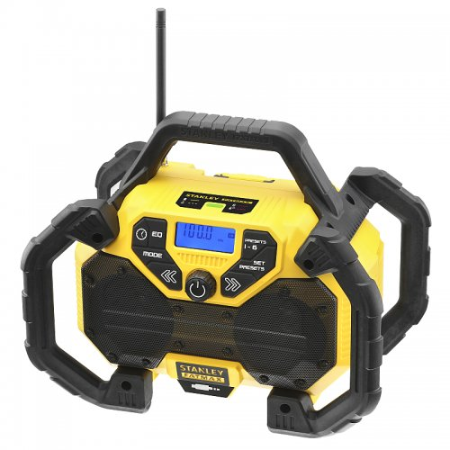 Aku rádio 18V bez aku Stanley FatMax FMCR001B