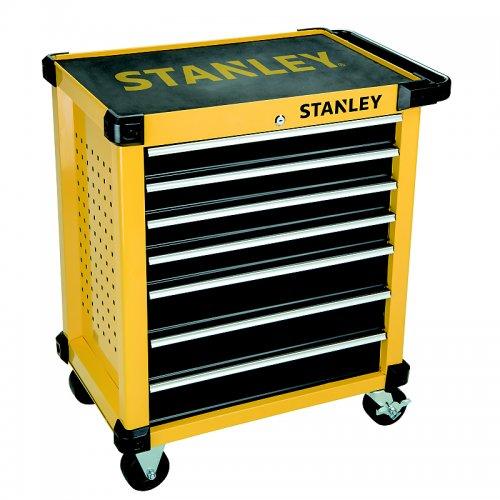 Pojízdná sedmizásuvková skříň Stanley STMT1-74306