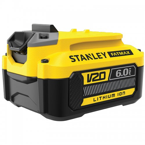 Akumulátor V20 6,0Ah Stanley FatMax SFMCB206