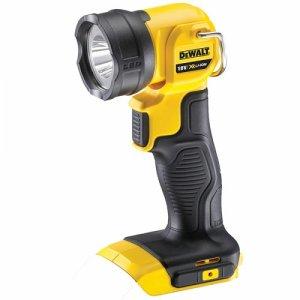 Aku svítilna 18V XR bez baterie DeWALT DCL040 (bez obalu)