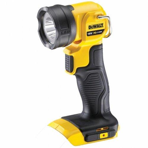 Aku svítilna 18V XR bez baterie DeWALT DCL040
